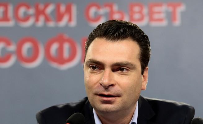 БСП би подкрепила Мая Манолова за кмет на София