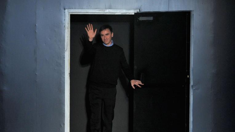 Когато затвориш една врата много други се отварят