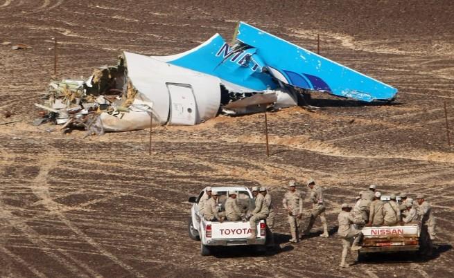 """Ал-Сиси: ИД не е свалила самолета, това е """"пропаганда"""""""