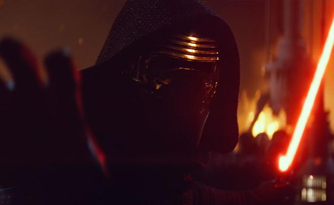 """източник: официален трейлър на """"Междузвездни войни"""" 7"""