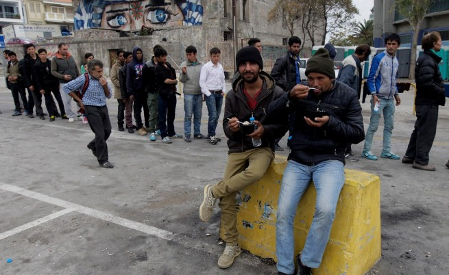Доброволците – спасението на мигрантите на о. Лесбос