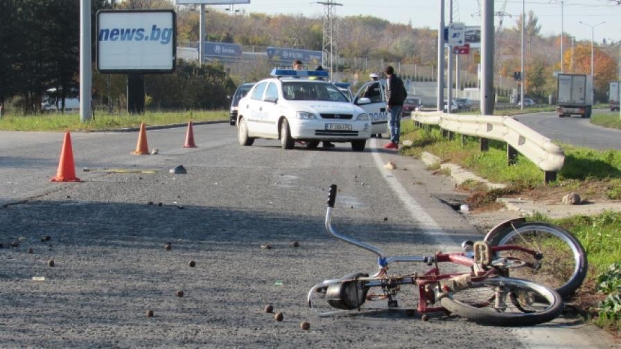 Три катастрофи със загинал и ранени станаха в Русе само за два часа