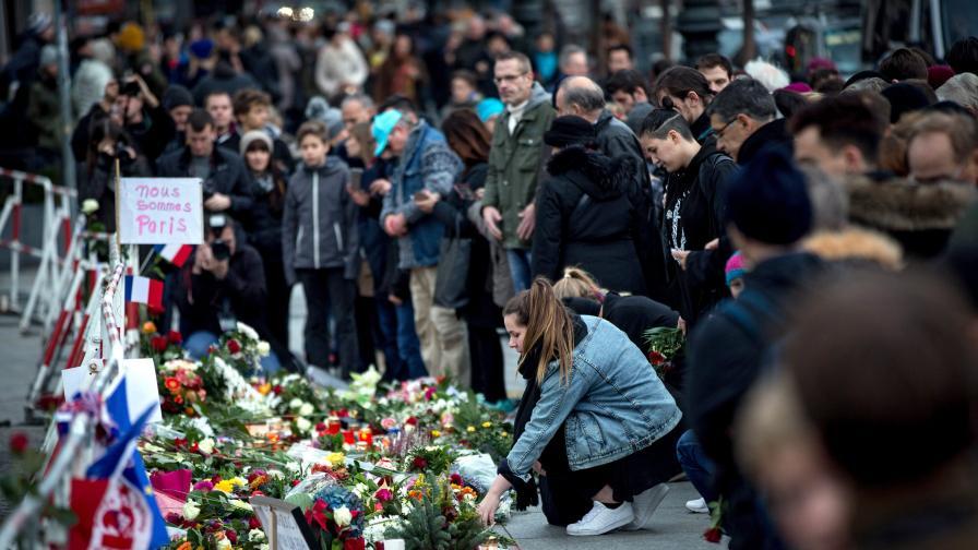 Френски вестник: В хотелските стаи на атентаторите са намерени игли и спринцовки