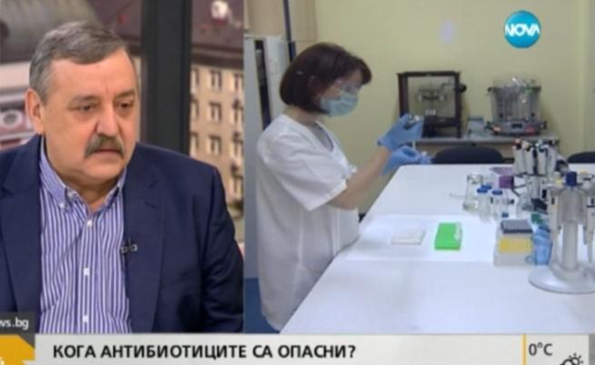 Експерт: Неправилната употреба на антибиотици е национална заплаха
