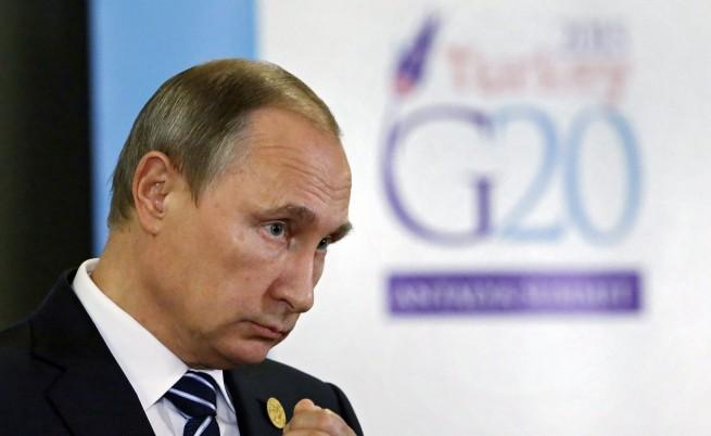 Путин: Терористите в Сирия се финансират от 40 държави