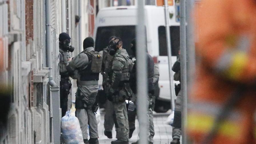 Арестуваха двама в Брюксел, правили коланите за Париж