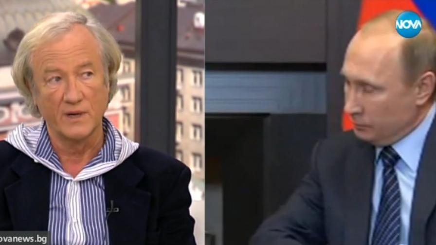 Инджев: Според анализатор Путин е имал данни за Париж