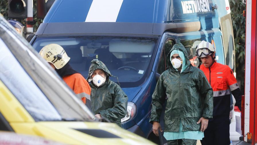 Понижиха терористичната заплаха в Брюксел