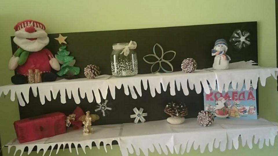 Коледна украса: Еко Коледа, безопасна за деца
