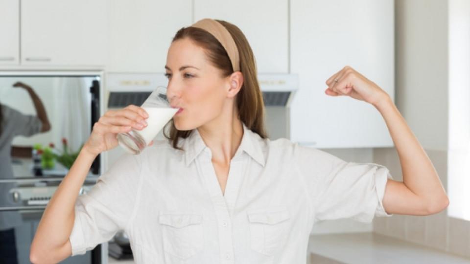 Митове и заблуди за прясното мляко