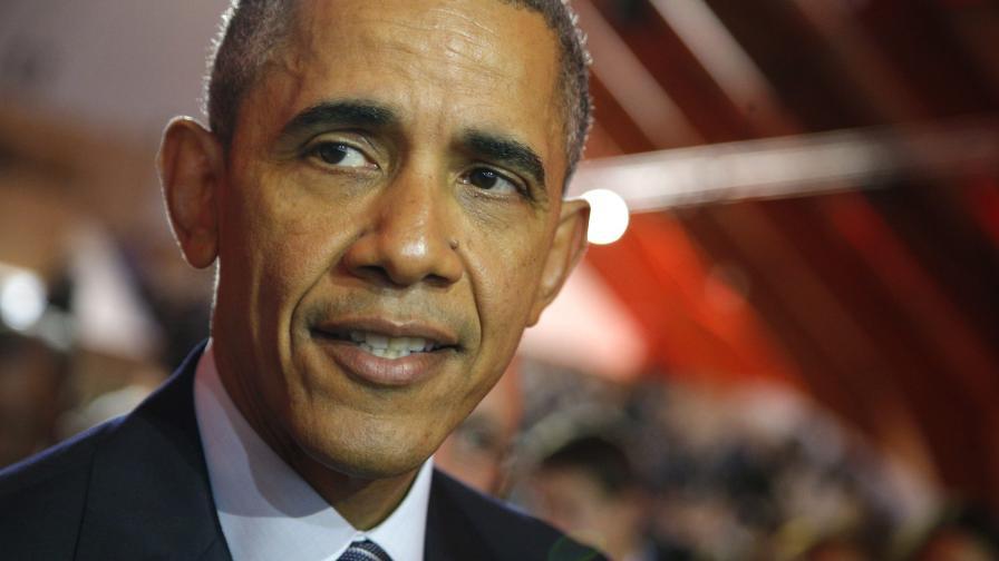 Обама: Ние сме американци, няма да позволим терор