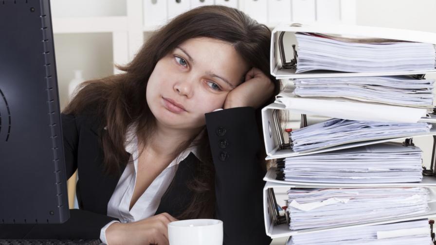 Няколко причини да сме постоянно уморени