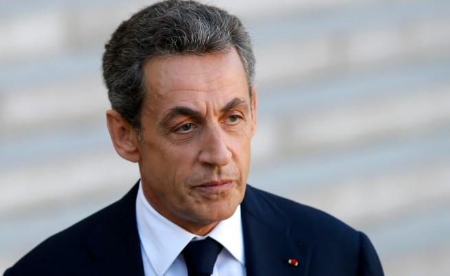 Задържаха бившия президент на Франция Никола Саркози (ВИДЕО)