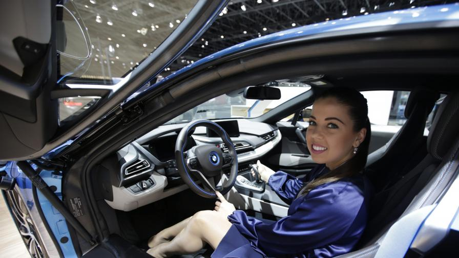 В BMW вече не заваряват, а плетат колите