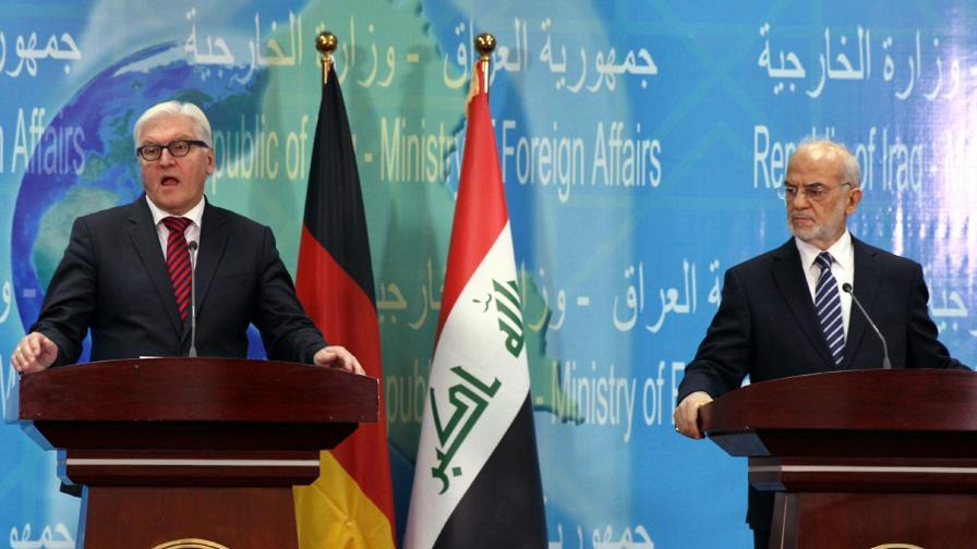 """Премиерът на Ирак: Повечето петрол на """"Даеш"""" минава през Турция"""
