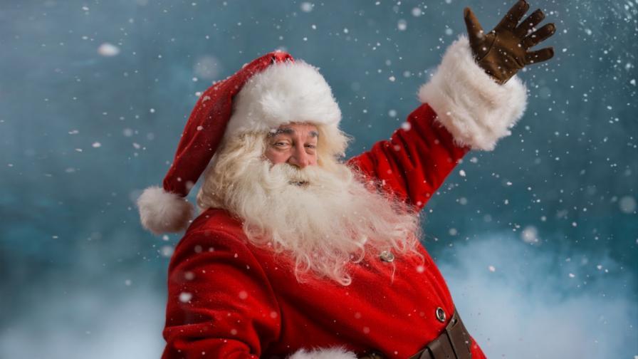 Дядо Коледа потегли от Лапландия (ВИДЕО)
