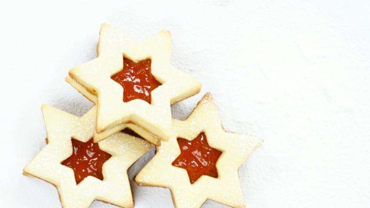 Коледа бисквити