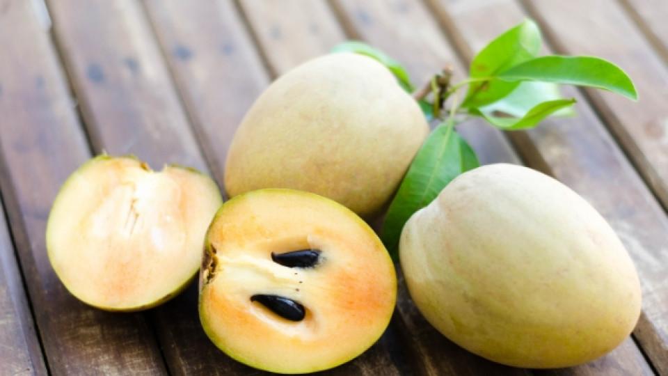 Запознайте се със саподила – вкусен дървесен картоф