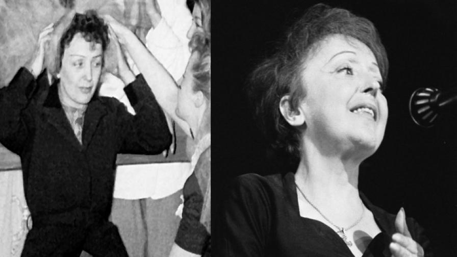 Навършват се 100 години от рождението на френската певица Едит Пиаф