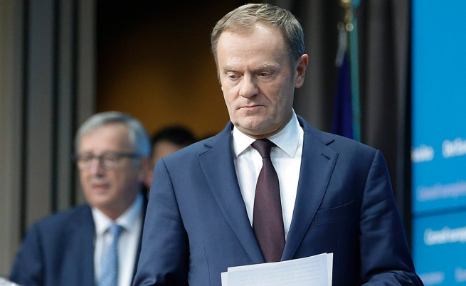 """Доналд Туск: """"Северен поток – 2"""" не отговаря на правилата на ЕС"""