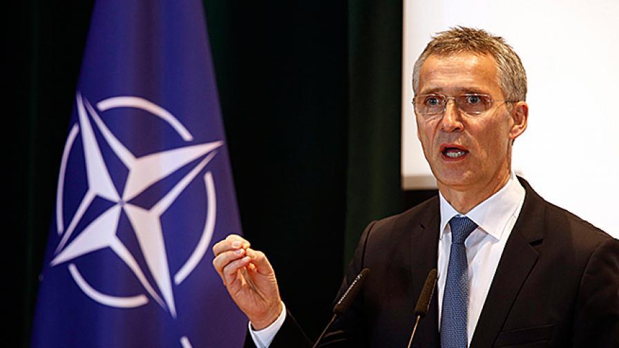 НАТО одобри тренировъчна мисия в Ирак