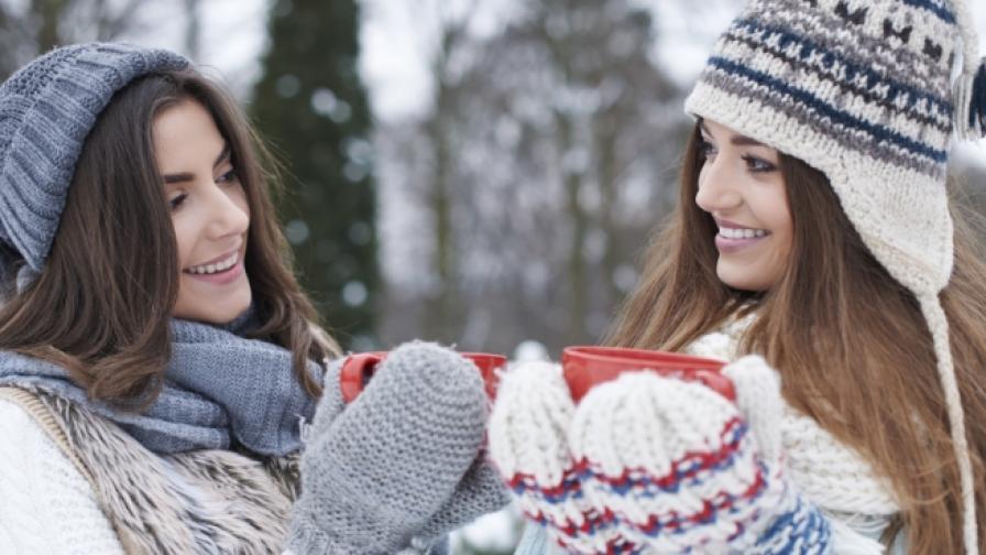Как да се предпазим от настинка през зимния сезон