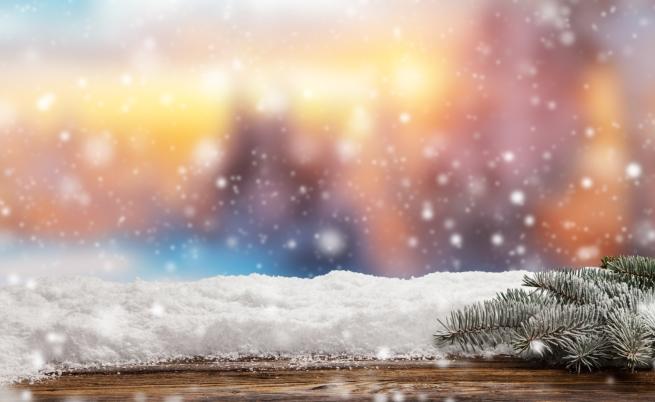 Зимата дойде без сняг и с положителни температури