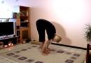 Лесна предколедна гимнастика (видео)