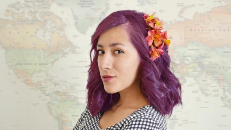 Трендът за 2016: Ярките цветове в косата изместват естествените