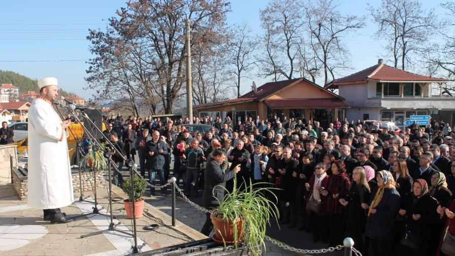 Освиркаха новите председатели на ДПС в Могиляне