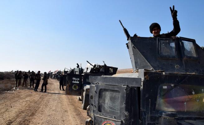 Иракската армия обяви победа над ИД в Рамади
