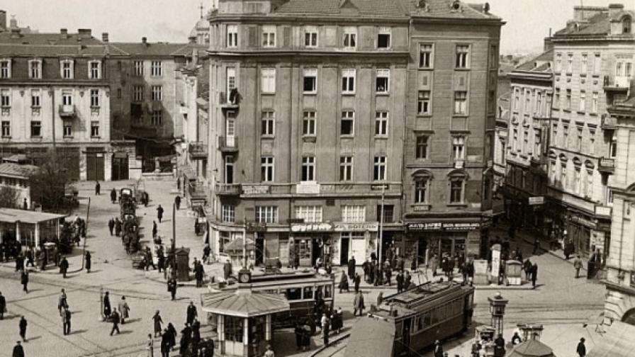стара София площад Света Неделя