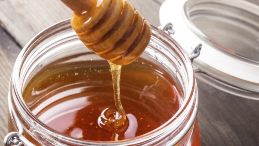 Лъжица мед срещу бързо напиване