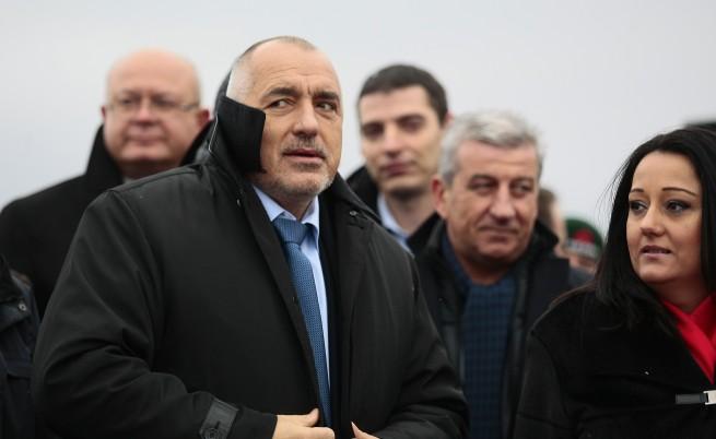 Борисов: Много маски паднаха, че има интерес за влияние във вътрешната ни политика от Турция