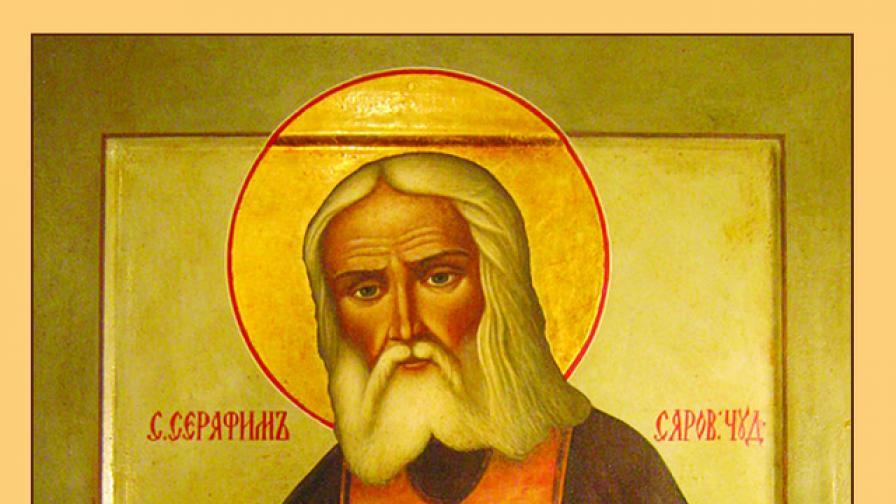 """Мощите на руски светец в """"Александър Невски"""""""