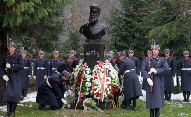 Честваме 168 г. от рождението на Христо Ботев