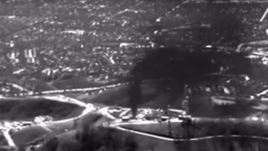 Не могат да спрат изтичане на метан в Калифорния