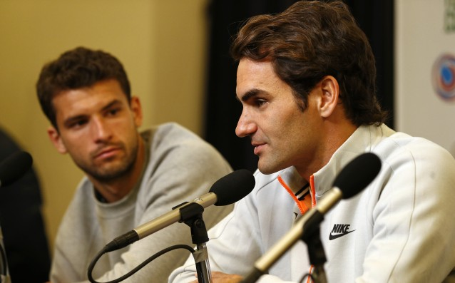 Световният номер 1 Роджър Федерер обеща интересен финален сблъсък срещу