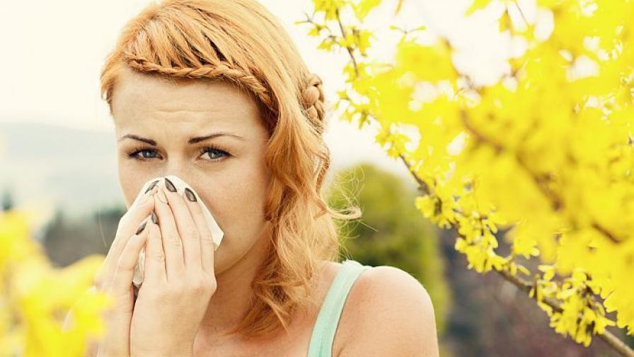 Как да преборим сенната хрема (ВИДЕО)