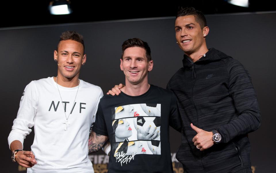 Папен: Дали Неймар ще вземе Златна топка зависи от Роналдо и Меси