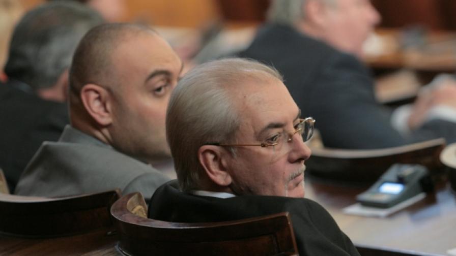 Местан: А защо Борисов се припозна като руска мина