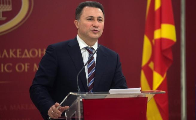 Тирана: Груевски избяга в Унгария през Албания