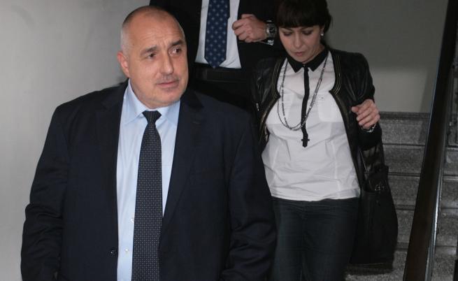 Борисов: Мой съветник ми препрати есемеса, не е член на ВСС