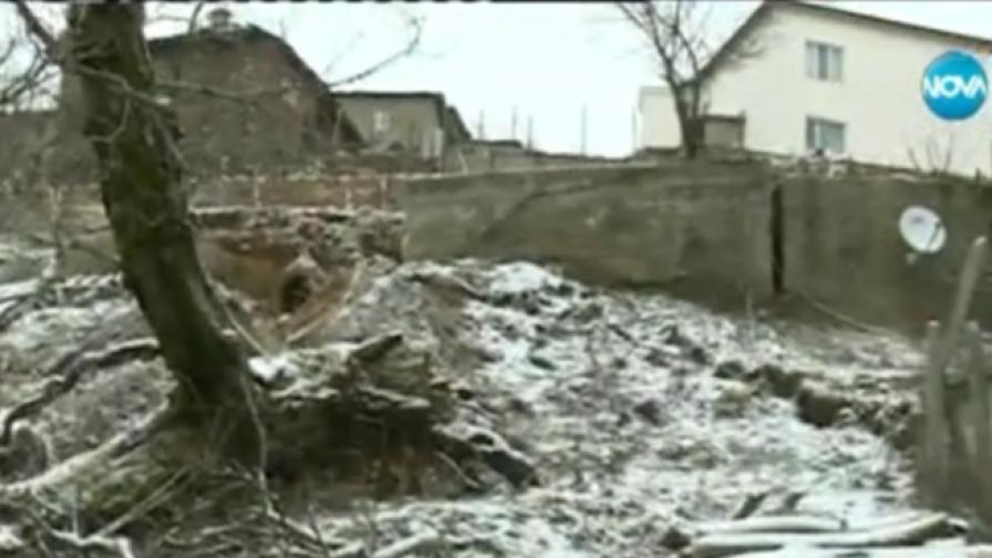 Свлачища застрашават живота на хората в Кърджалийско