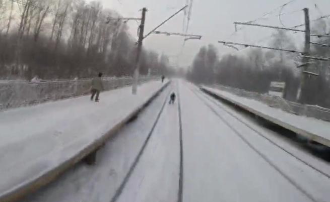 Сибирски студ във влака от Шумен за Пловдив