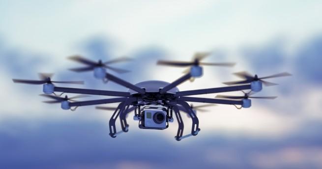 Технологии Мрежа от дронове може да помага при бедствия и