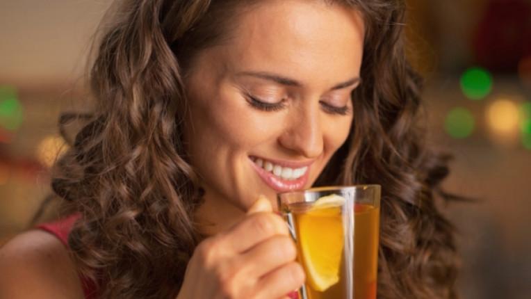 елексир напитка чай зима