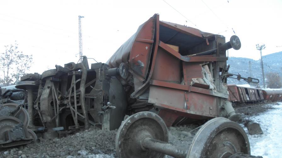Над 50 инцидента в България с влакове в последните години