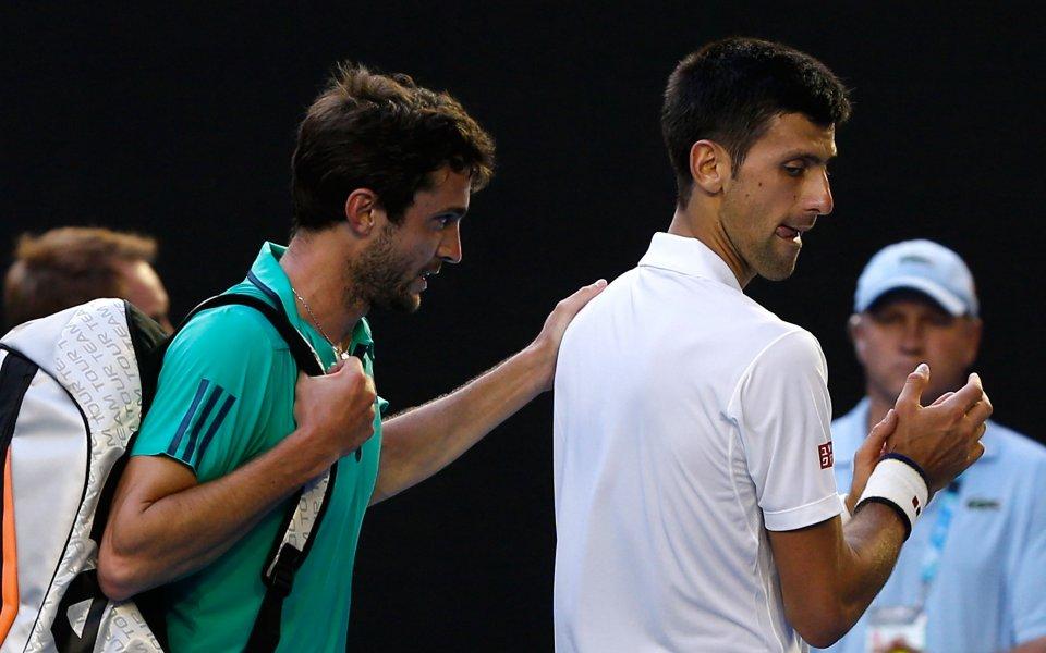 Жил Симон: Много тенисисти се надяваха да бия Джокович