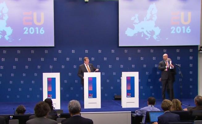 Страните от ЕС поискаха удължаване на временния граничен контрол